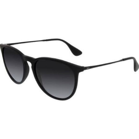 Ray-Ban Accessories | Ray Ban Erika Round Rubber Frame 54 Mmmatte ...