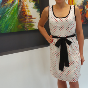 "Dresses & Skirts - SALE""Fruits & Lady bugs"" dress NWOT"