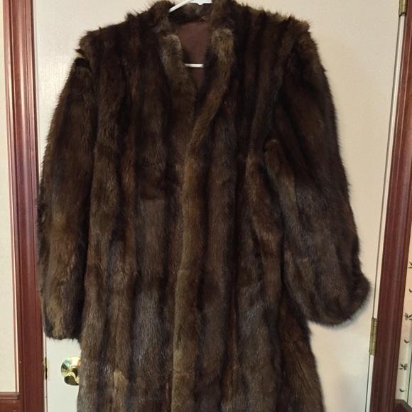 95% off Vintage Kerrybrook Mink Fur Coat Jackets &amp Blazers