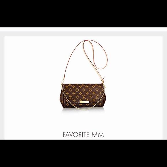 43cadfdfa Louis Vuitton Bags | Lv Monogram Mm | Poshmark