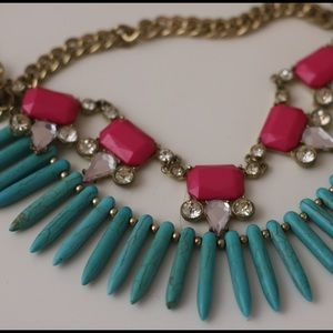 Charlotte Russe Jewelry - Charlotte Russe statement necklace