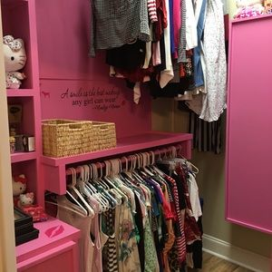 Other - My new real closet!!!💞💞💞💞