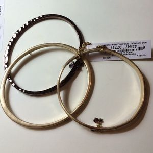 Lonna & lilly  Jewelry - Lonna & Lilly3 different bangle set. BNWT