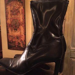 Gianni Bini Shoes - Gianni Bini Black Ankle Boots