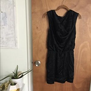 White House Black Market Dresses & Skirts - Black Silk Dress