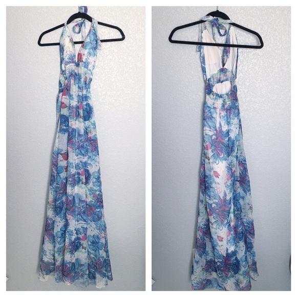 Baby Phat Maxi Dress