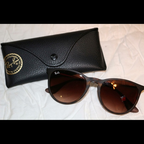 98e3b551b75 ... coupon for ray ban erika brown gradient sunglasses 95034 cc9c7