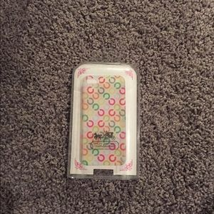 Coach phone case - iPhone 5 / 5s