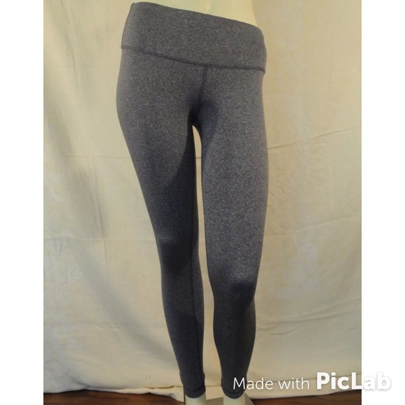 ff07b0ca67 90 degree by reflex Pants | Like New Heather Gray Yoga Leggings Xs ...