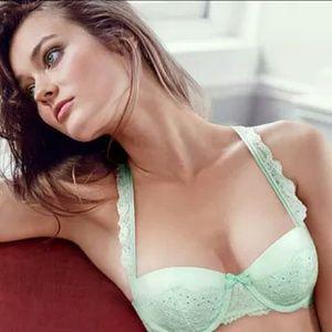 Victoria's Secret Other - Victorias Secret Dream Angels Bra Light Blue