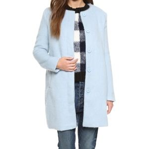 Urban Outfitters Jackets & Blazers - Light Blue Bb Dakota Jacket
