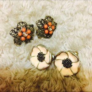 Flower Earring Bundle