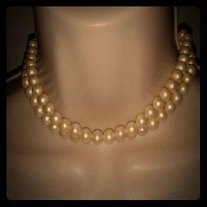 Stunning late 1930s Laguna Pearls..