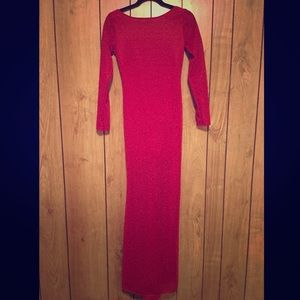 Dresses & Skirts - Red glittery dress
