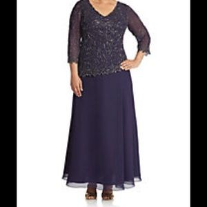 2 piece plus size dresses lord and taylor