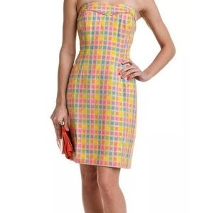 Lilly Pulitzer Dresses & Skirts - New Lilly Pulitzer Give Me Wings Strapless Dress