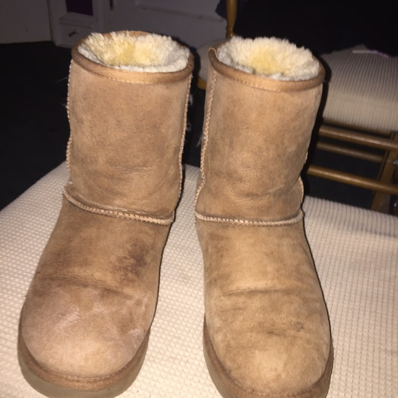 how to clean ugg boots inside and out