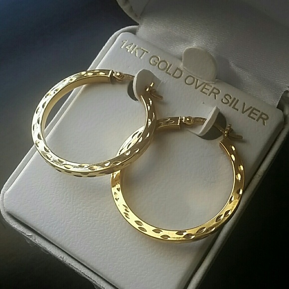 Jcpenney Gold Bracelets: *Just In* NWT 14K Gold Over