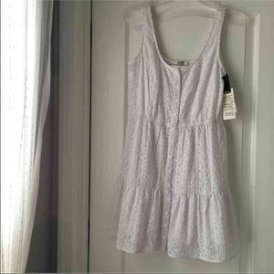 NWT BB Dakota White Dress