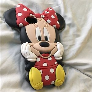 Accessories - Minnie Mouse iPhone 5s case!!