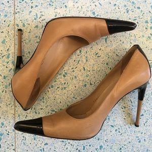 Dolce & Gabbana pumps beige black