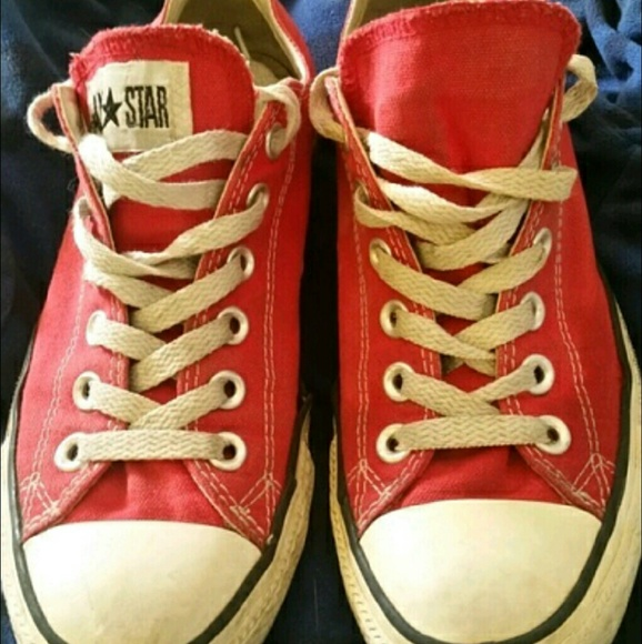 Converse Shoes | 978 Vintage Red