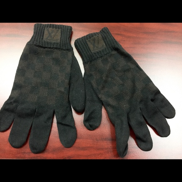 Louis Vuitton Accessories Mens Gloves Poshmark