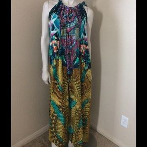 Camilla Other - Camilla Unseen World Maxi Dress