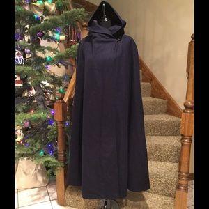 **WINTER SALE** Gorgeous long cape coat