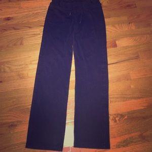 Women's black nike pants