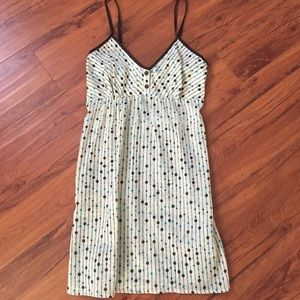 Polka dot sleep dress size XS - NWT