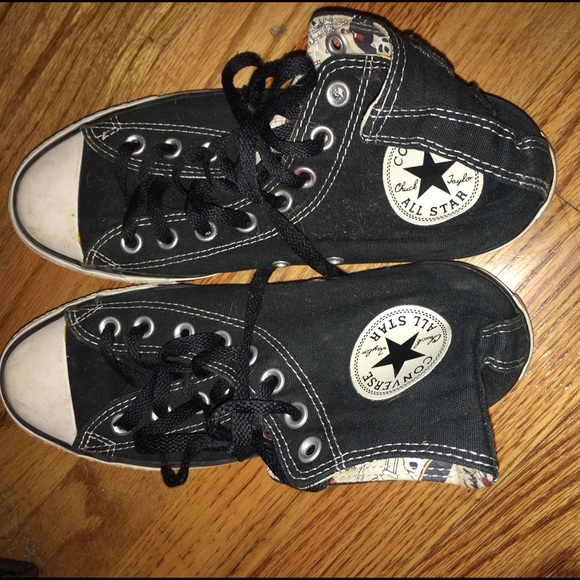 96537b6438ad Converse Shoes -  LIMITED EDITION  Jackass Converse
