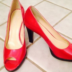 Chadwicks Shoes - Classic Collection Red Heels by Chadwick's