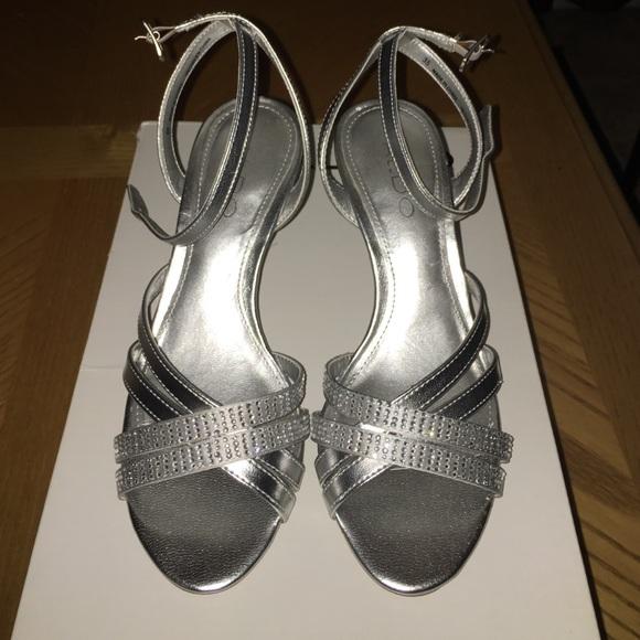 Bridal Shoes Aldo: Prom Or Wedding W Free Matching Clutch
