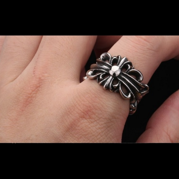 6324beec61a Chrome Hearts Jewelry - Chrome Hearts Inspired Ring