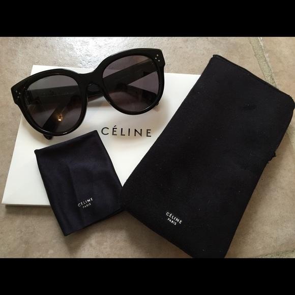aee9afa20ea7 Celine Accessories - Céline CL 41755 S original AUDREY sunglasses
