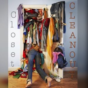 Tops - 🌼CLOSET CLEAR OUT! MAKE OFFER & TAKE MY CLOTHES!