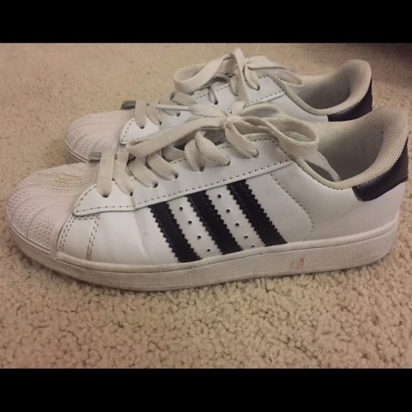 Adidas Superstar Used