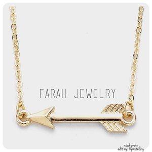 Farah Jewelry Jewelry - 🆕 FARAH JEWELRY arrow necklace