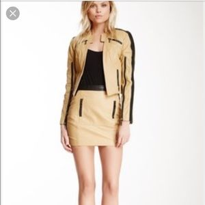 Stella & Jamie Dresses & Skirts - Genuine Leather Skirt. Perfect for Fall!