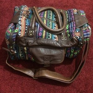 Handbags - Aztec Duffle Bag