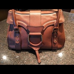 202b22c468 Dolce   Gabbana Bags - Dolce   Gabbana Tan Pebble leather purse Authentic