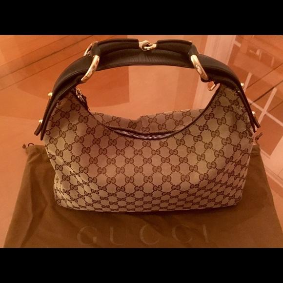0df0daeb75e6 Gucci Handbags - Authentic Gucci bag with original dust bag