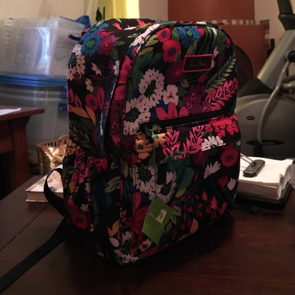 Small Lighten Up Backpack in Field Flowers! 99aee67d1ed78