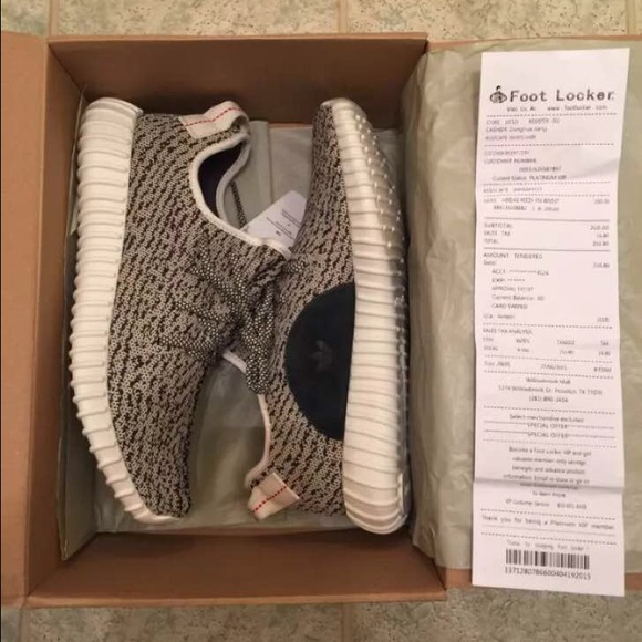 0f5a4dbe68b Yeezy Boost 350 Turtle Dove Men Size 7