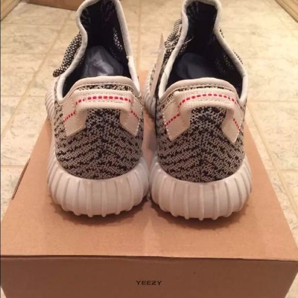 Adidas Yeezy Boost 350 Pirate Black BB5350 Mens Running Shoes