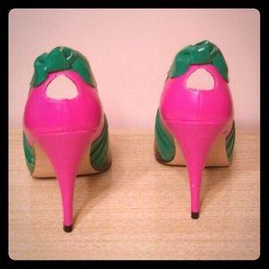 Vintage 80s heels!