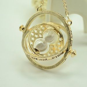 Jewelry - Time Turner Necklace -Harry Potter Necklace