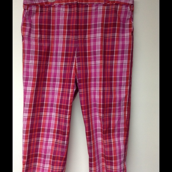 Golf Pants Checkered