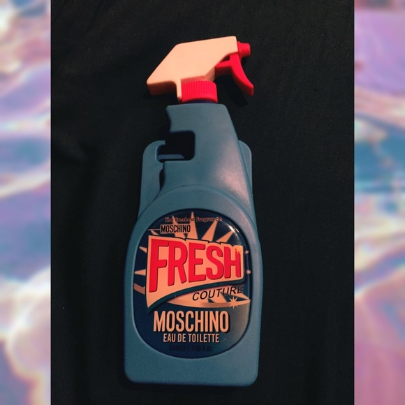 size 40 760ef 58ae1 AUTH Moschino Fresh Phone case iPhone 6/6S s/s16